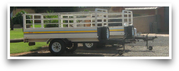 Rent A Trailer Johannesburg